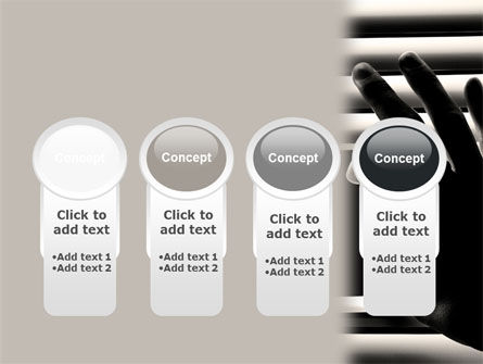 Window Blinds PowerPoint Template Slide 5