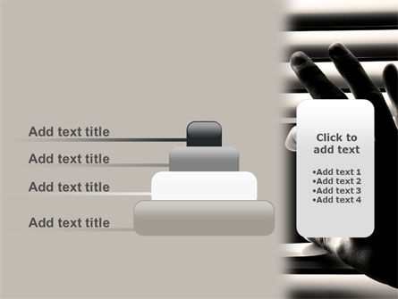 Window Blinds PowerPoint Template Slide 8