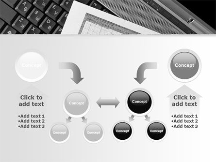 Business Graph PowerPoint Template Slide 19