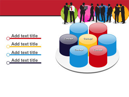 Business People Theme PowerPoint Template Slide 12
