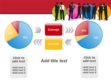 Business People Theme PowerPoint Template Slide 16