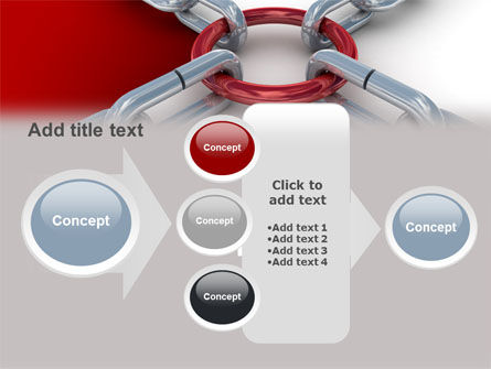 Main Link PowerPoint Template Slide 17