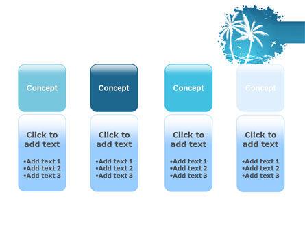 Lagune PowerPoint Template Slide 5