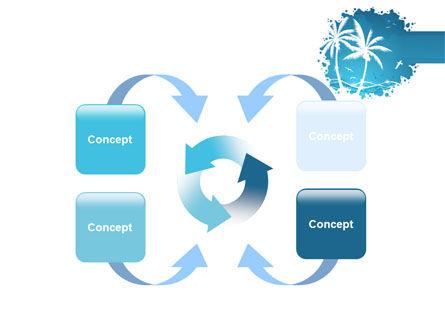 Lagune PowerPoint Template Slide 6