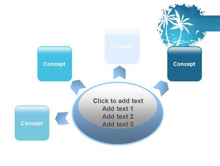 Lagune PowerPoint Template Slide 7