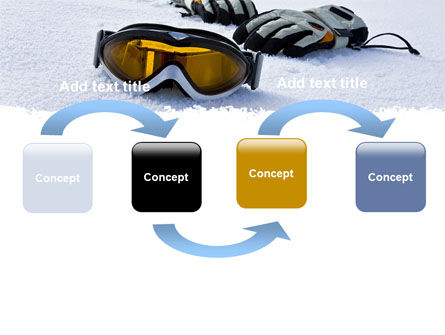 Sport Goggles PowerPoint Template Slide 4