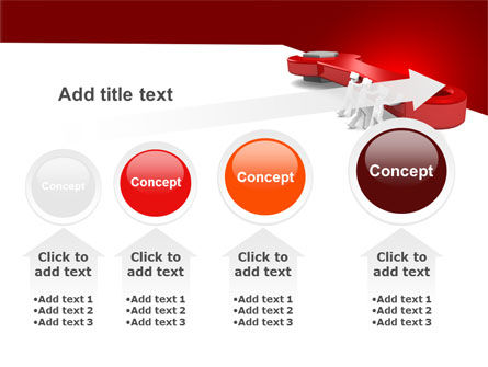 Red Wrench PowerPoint Template Slide 13