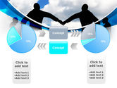 People Circle PowerPoint Template#11