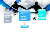 People Circle PowerPoint Template#13