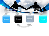 People Circle PowerPoint Template#4