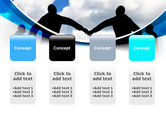 People Circle PowerPoint Template#5