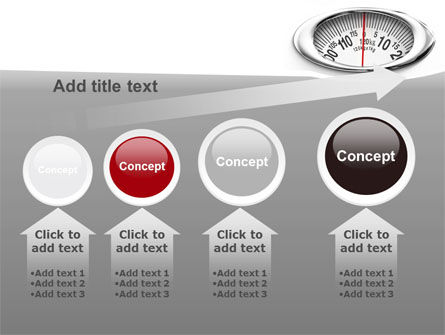 Scales PowerPoint Template Slide 13
