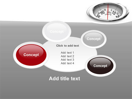 Scales PowerPoint Template Slide 16