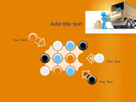 Loading Transport PowerPoint Template Slide 10