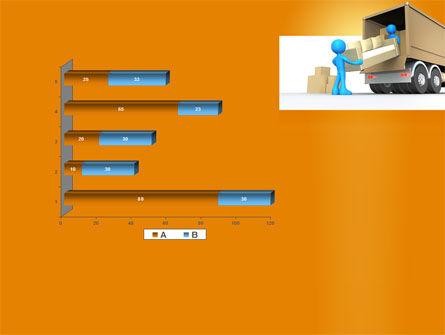 Loading Transport PowerPoint Template Slide 11
