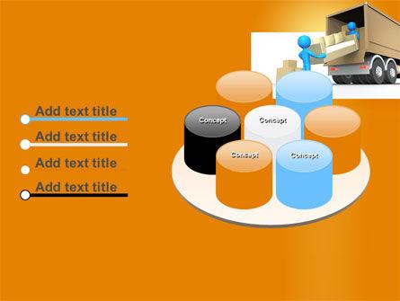 Loading Transport PowerPoint Template Slide 12