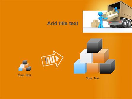 Loading Transport PowerPoint Template Slide 13
