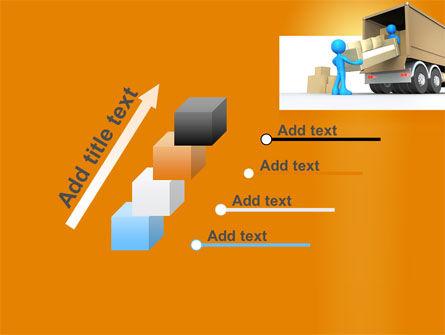 Loading Transport PowerPoint Template Slide 14