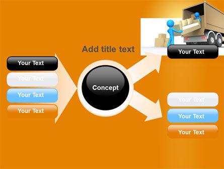 Loading Transport PowerPoint Template Slide 15