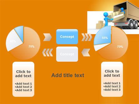 Loading Transport PowerPoint Template Slide 16