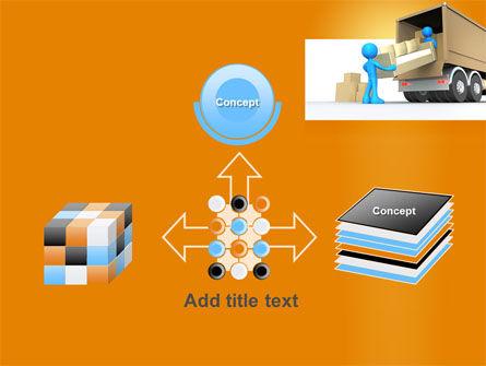 Loading Transport PowerPoint Template Slide 19