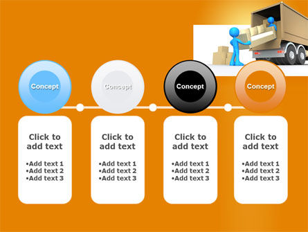 Loading Transport PowerPoint Template Slide 5