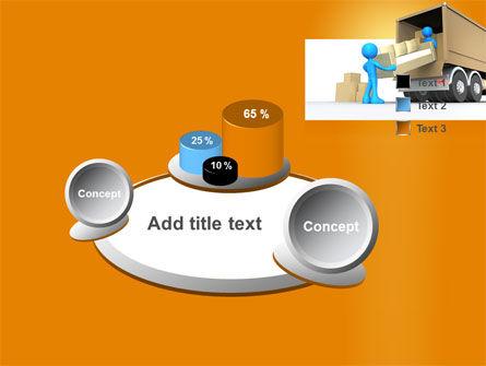 Loading Transport PowerPoint Template Slide 6