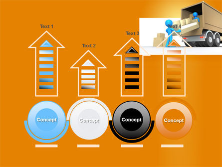 Loading Transport PowerPoint Template Slide 7
