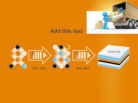 Loading Transport PowerPoint Template Slide 9