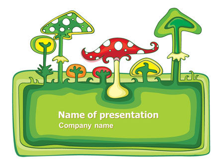 Amanita PowerPoint Template