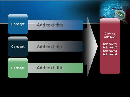 Crime Scene Investigation PowerPoint Template Slide 12