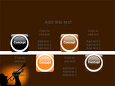 Trumpeter PowerPoint Template#18