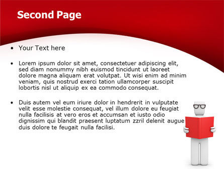 Reviewer PowerPoint Template Slide 2