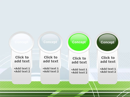 Turning Wheel PowerPoint Template Slide 5