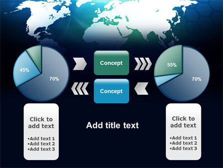 Cells Of World PowerPoint Template Slide 11