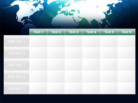 Cells Of World PowerPoint Template Slide 15