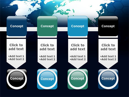 Cells Of World PowerPoint Template Slide 18