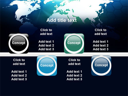 Cells Of World PowerPoint Template Slide 19