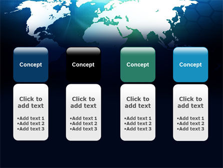 Cells Of World PowerPoint Template Slide 5