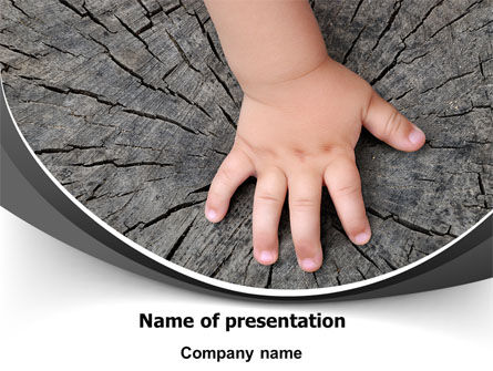 Age PowerPoint Template, 07481, Education & Training — PoweredTemplate.com