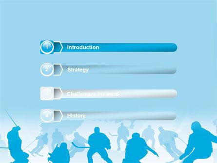 Winter Olympiad PowerPoint Template, Slide 3, 07483, Sports — PoweredTemplate.com