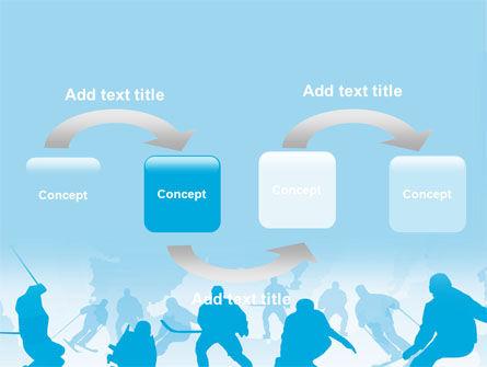 Winter Olympiad PowerPoint Template, Slide 4, 07483, Sports — PoweredTemplate.com