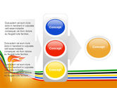 Olympic Cresset PowerPoint Template#11