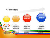 Olympic Cresset PowerPoint Template#13