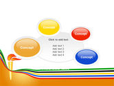 Olympic Cresset PowerPoint Template#16