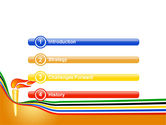 Olympic Cresset PowerPoint Template#3