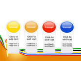 Olympic Cresset PowerPoint Template#5