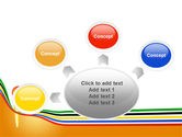 Olympic Cresset PowerPoint Template#7