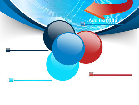 Abstract Pointer Design PowerPoint Template Slide 10