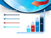 Abstract Pointer Design PowerPoint Template#8